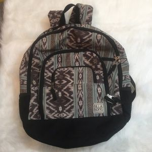 Billabong Backpack Aztec Tribal Print